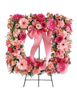 Floral Frame 01