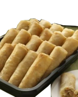 Cater Tray Fried Mini Lumpiang Ubod