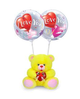 iloveyou balloons